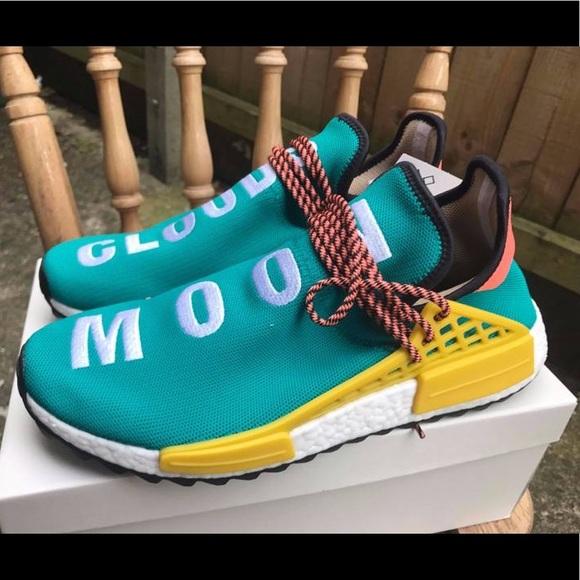 0488f973 adidas Shoes | Human Race Nmd Pharrell Sun Glow | Poshmark